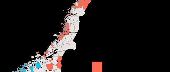 Język norweski nie ma jednego, ogólnie zaakceptowanego standardu wymowy. Każdy mieszkaniec mówi swoim językiem lokalnym (dialektem), używając go zarówno prywatnie, jak i publicznie: w szkole, w pracy, w mediach, w […]
