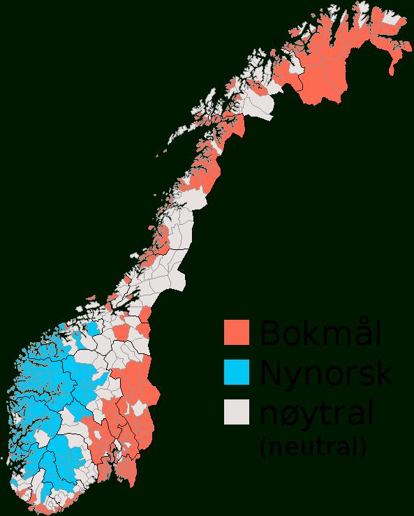 Język norweski (norsk språk) – język z grupy skandynawskiej języków germańskich.